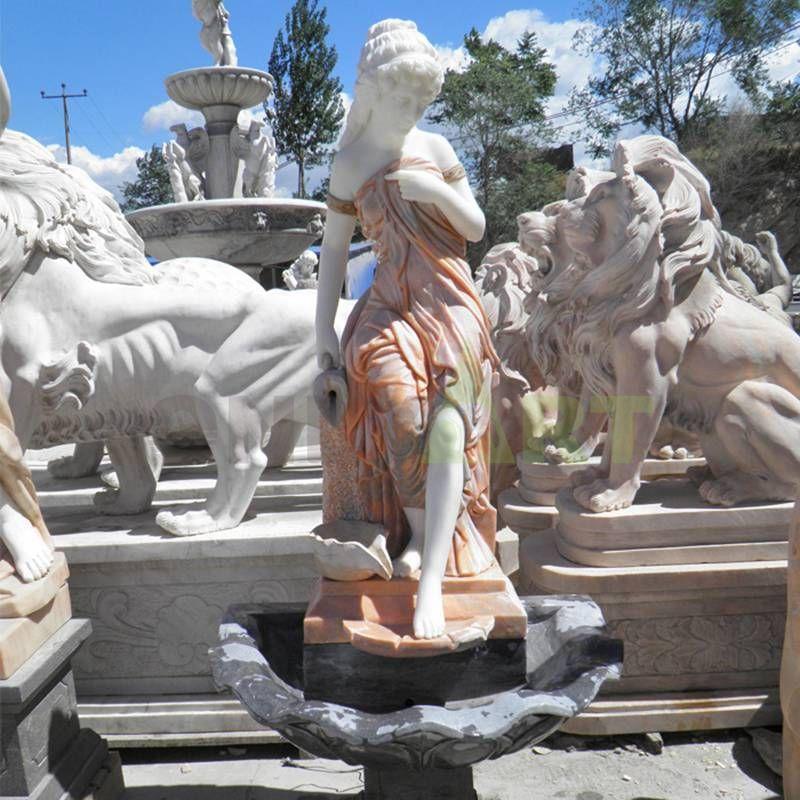 Garden Stone Decoration Outdoor Water Fountain Design For Garden Or Plazza