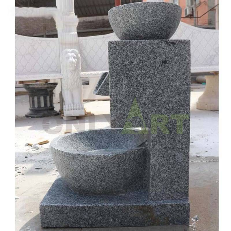 European Style Afforest Outdoor Stone Fountains