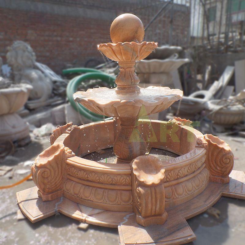 Good Price Nature Stone Ball Stone Sphere Fountains