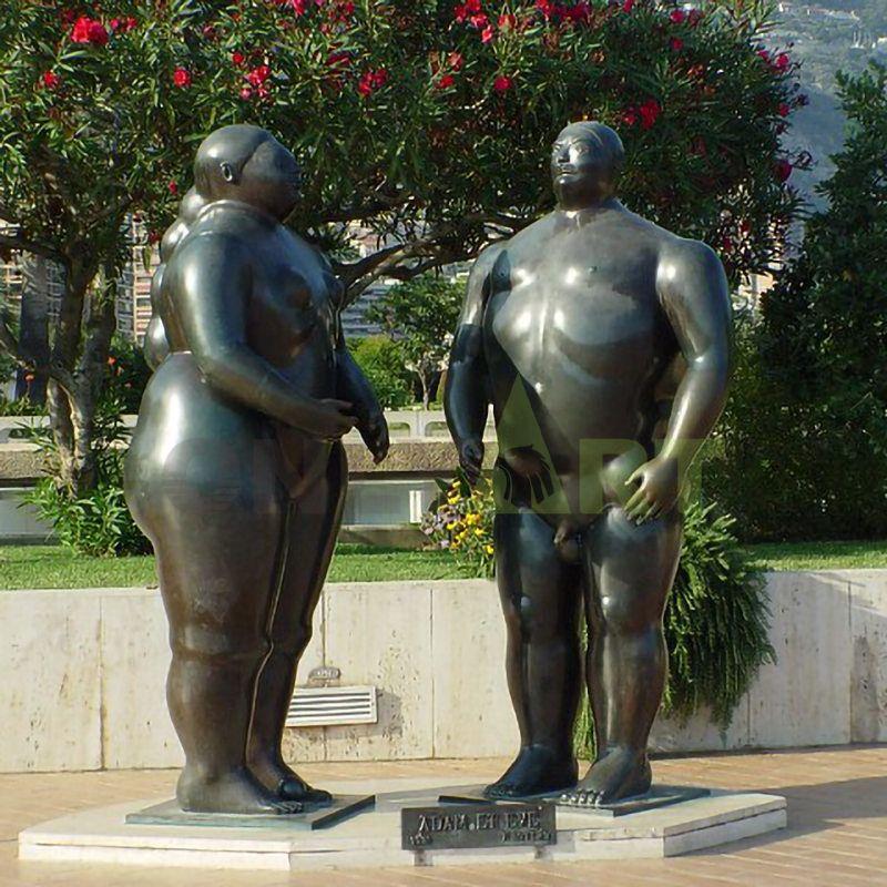 Fat women talk to fat men face to face