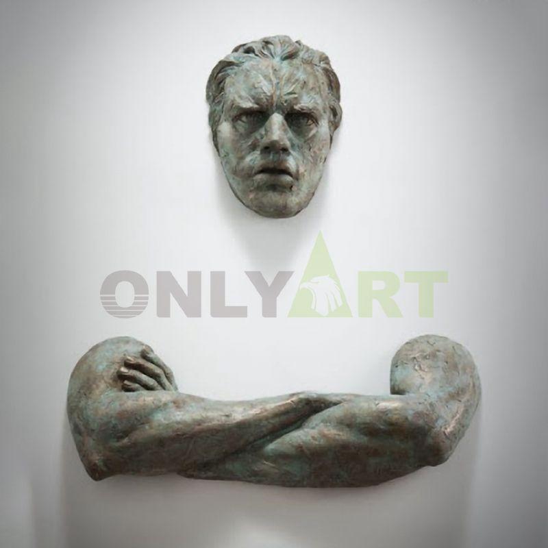 Hot Design Chinese Bronze Matteo Pugliese Sculpture