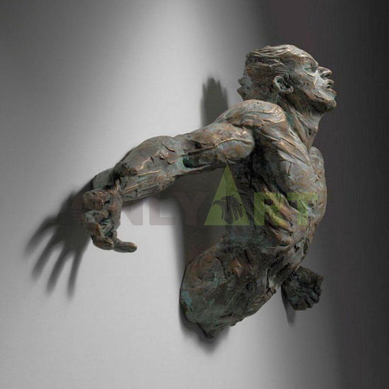 Art Foundry Metal Craft Bronze bronze Matteo Pugliese sculpture for closed