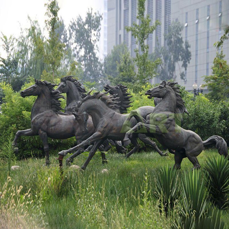 horse statue animal statue horse sculpture
