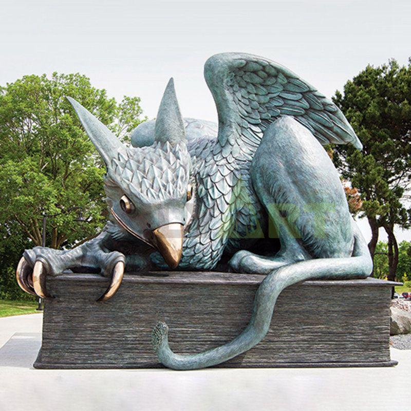 Pinterest Mythical Creatures (Greek) - Griffin