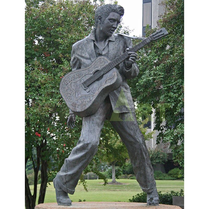 Ultimate Guitar Monuments of Famous Rock 'n' Roll Musicians