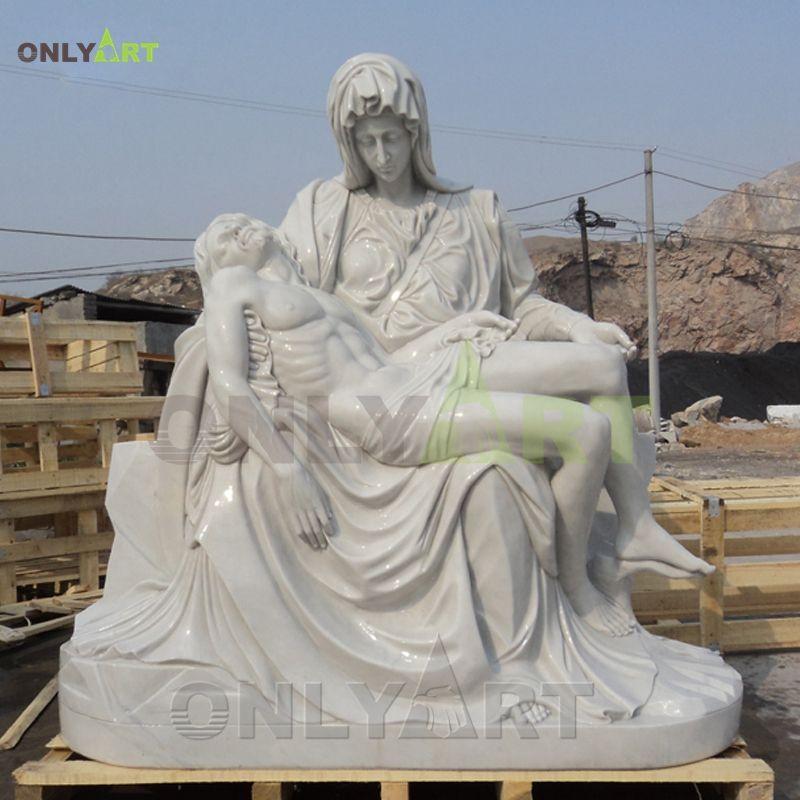 Do you know the origin of Pieta?